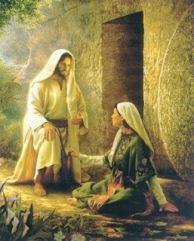 Resultado de imagen para Jesús, resucitado al amanecer del primer día de la semana,